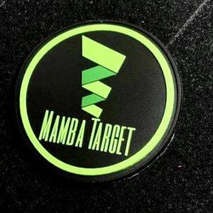 Mamba Target Patch Kunststoff