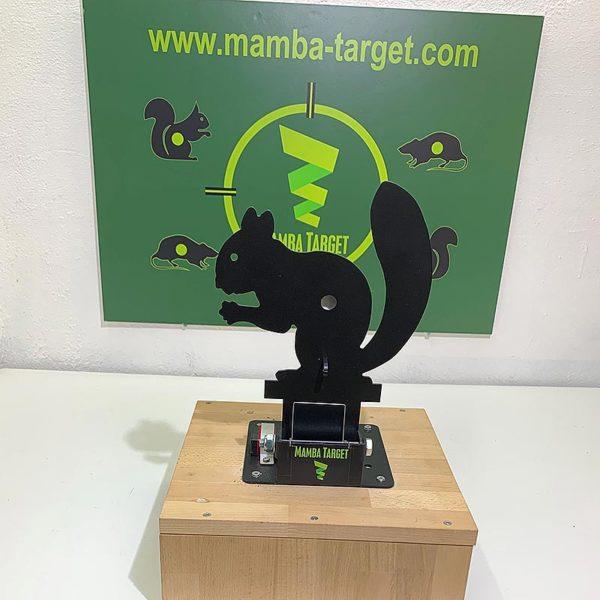 Mamba Target Autoreset