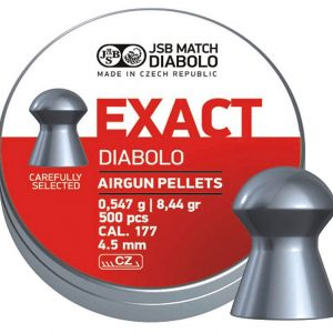 JSB Match Exact 4,52 mm