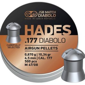 JSB Match Hades 4,52 mm