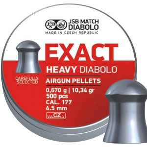 JSB Match Heavy 4,52 mm