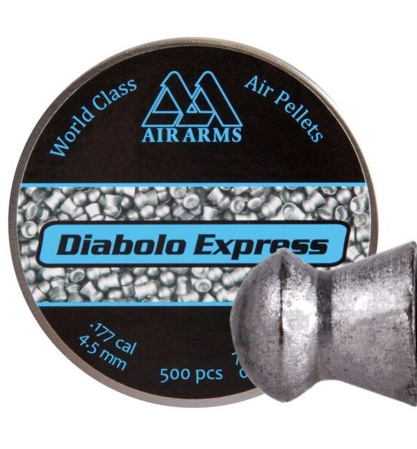 Air Arms Diabolo Express 4,52 mm