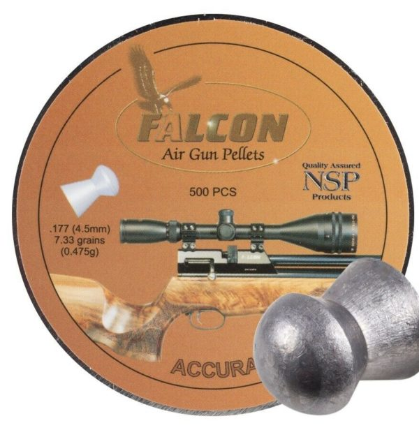 Falcon Air Gun Pellets 4,52 mm