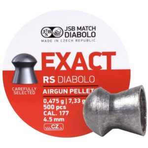 JSB Exact RS Diabolo 4,52 mm