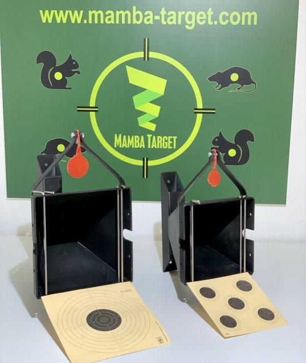 Mamba Target Magnum Scheibenkasten 17 X 17 cm